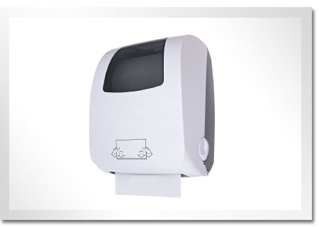 dispensador de papel auto-cortante Luxe