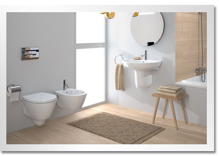Sanitarios suspensos for Sanitarios easy catalogo